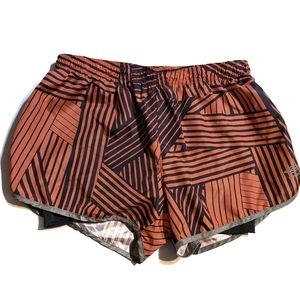 Umbro Printed Athletic Running Compression Shorts